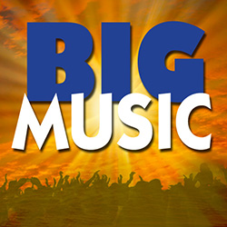 BIG Music for your BIG Day at Work